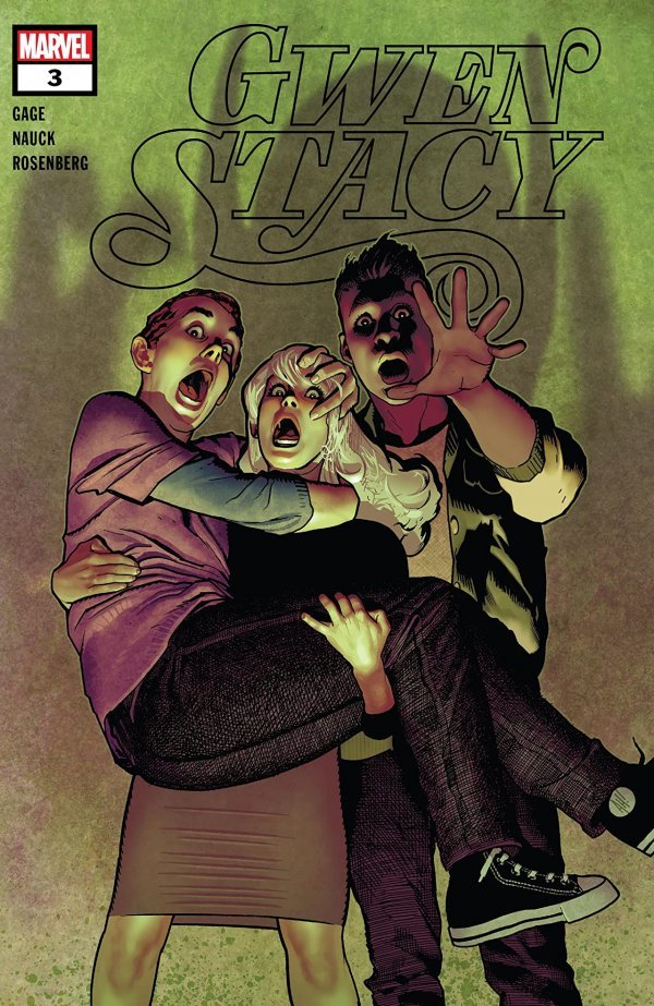 Gwen Stacy #3