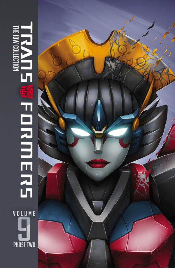 Transformers: IDW Collection Phase Two Vol. 9 HC