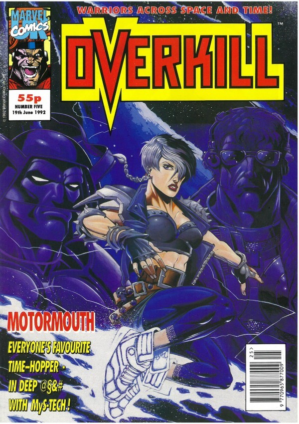Overkill #5
