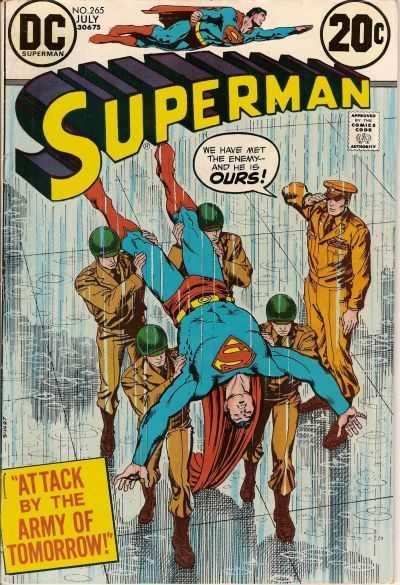 Superman #265