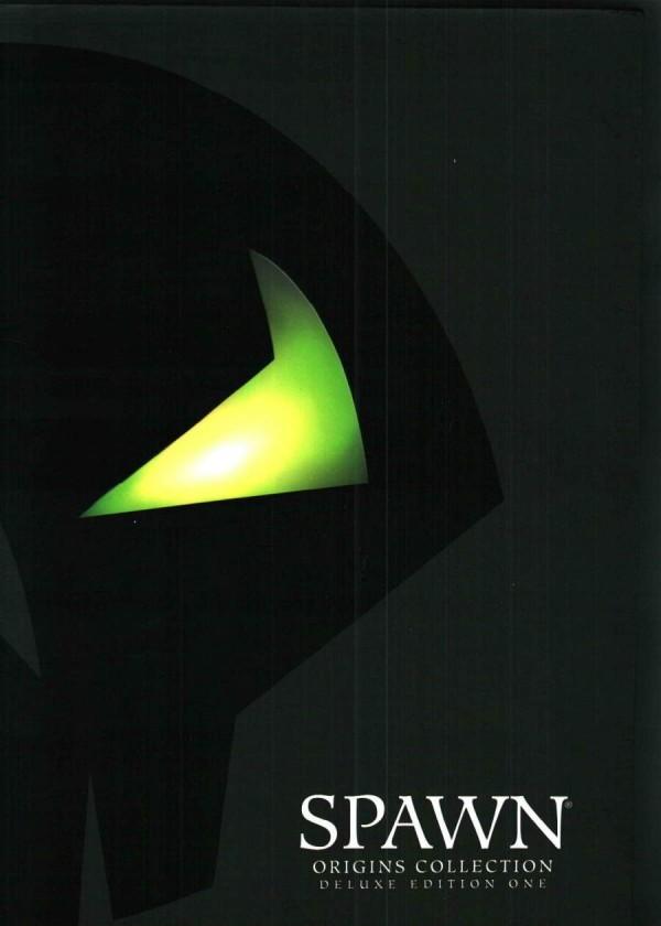 Spawn: Origins Vol. 1 HC Deluxe Ed