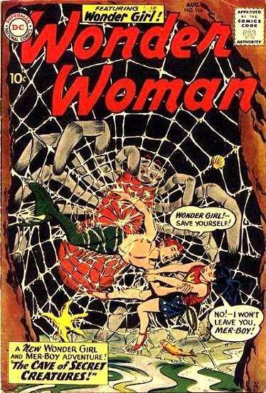 Wonder Woman #116