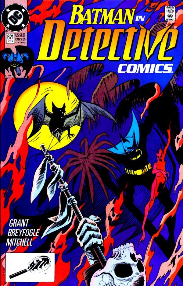 Detective Comics #621