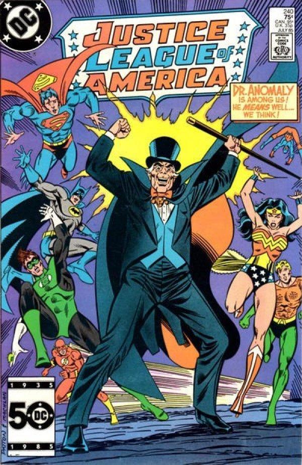 Justice League of America #240