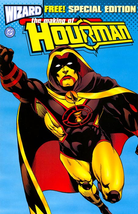 Wizard: The Making of Hourman