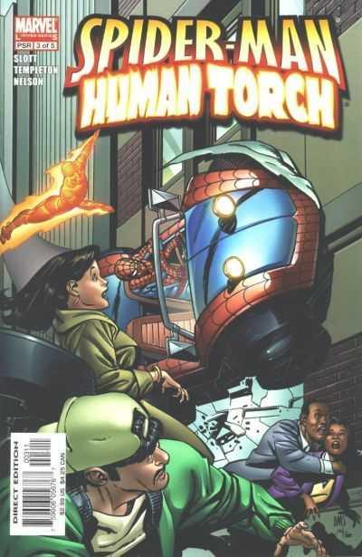 Spider-Man / Human Torch #3