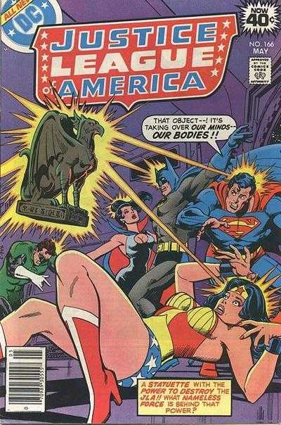 Justice League of America #166