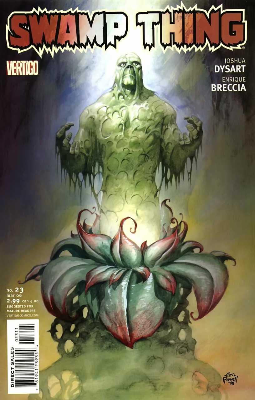 Swamp Thing #23