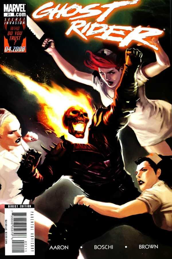 Ghost Rider #21