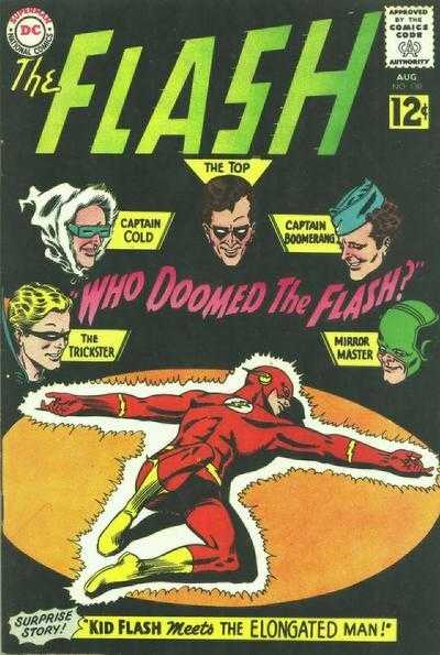 The Flash #130