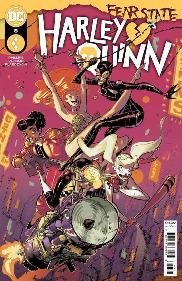 Harley Quinn #8