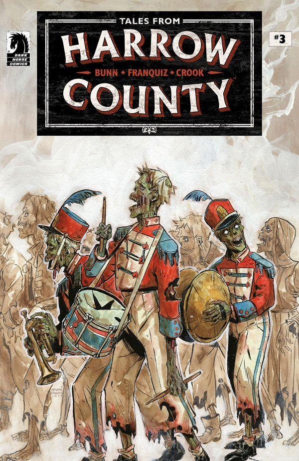 Tales From Harrow County: Death's Choir #3 review