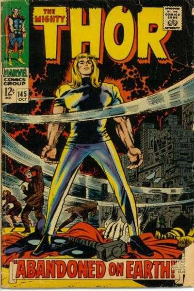 The Mighty Thor #145
