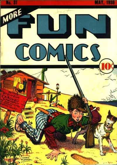 More Fun Comics #31