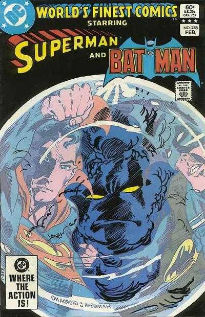 World's Finest Comics #288