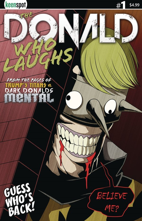 Donald Who Laughs #1