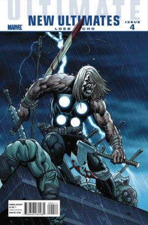 Ultimate Comics New Ultimates #4