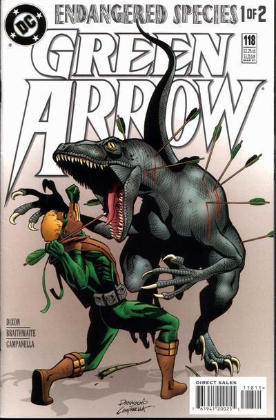 Green Arrow #118