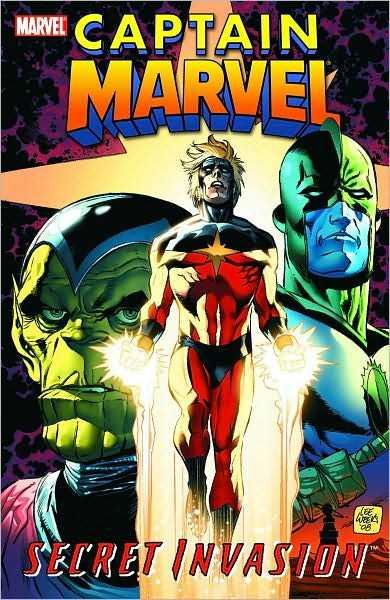Secret Invasion: Captain Marvel TP