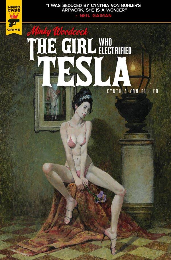 Minky Woodcock: The Girl Who Electrified Tesla TP