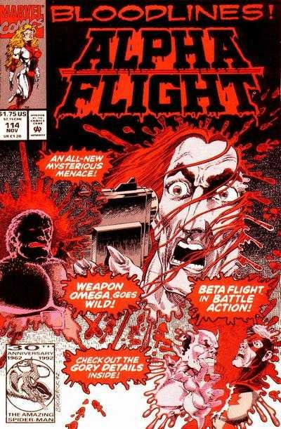 Alpha Flight #114