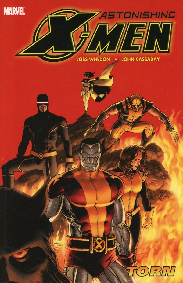 Astonishing X-Men Vol. 3: Torn TP