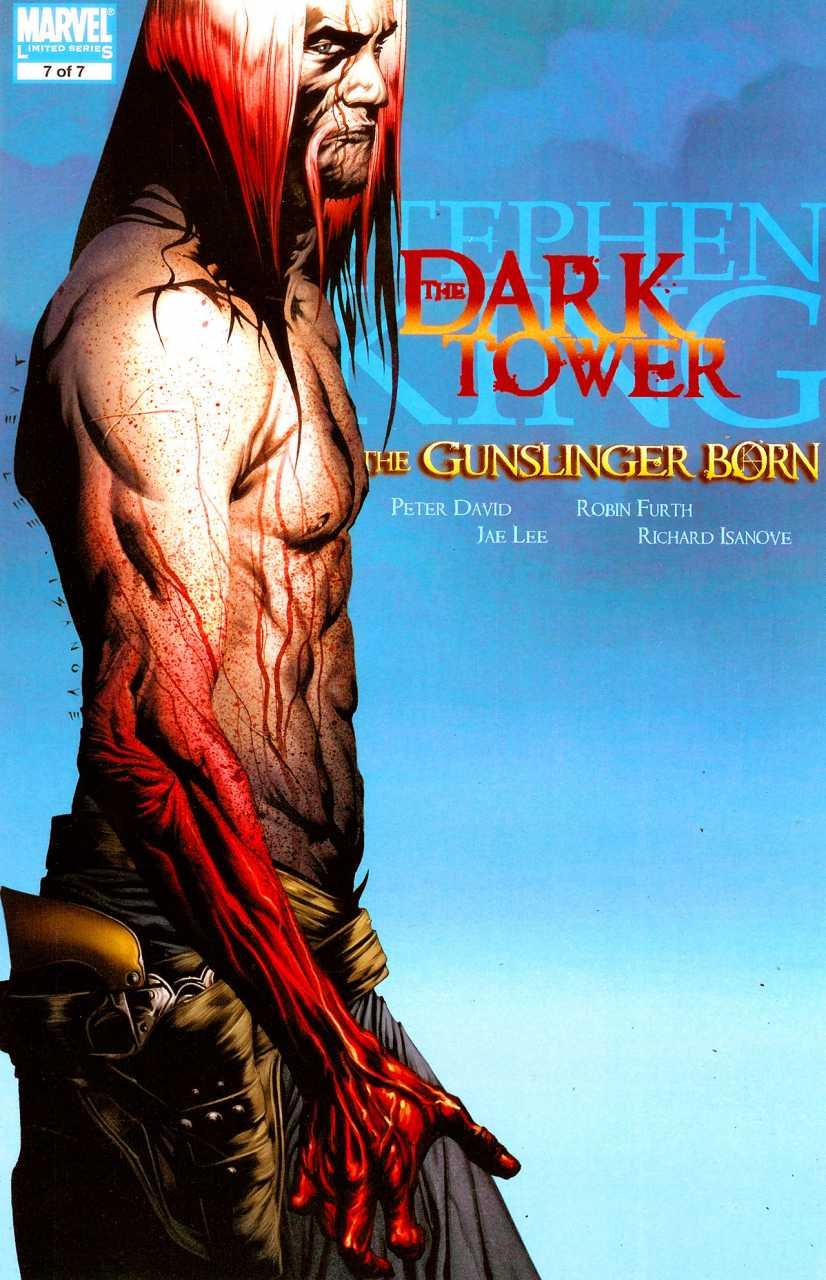 The Dark Tower: The Gunslinger Born #7