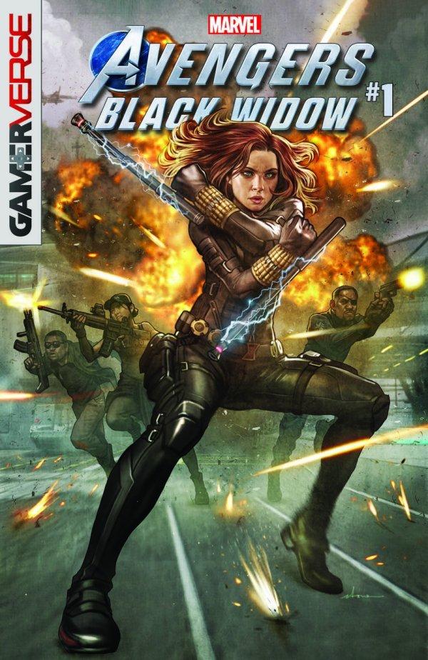 Marvel's Avengers: Black Widow #1