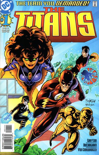 The Titans #1