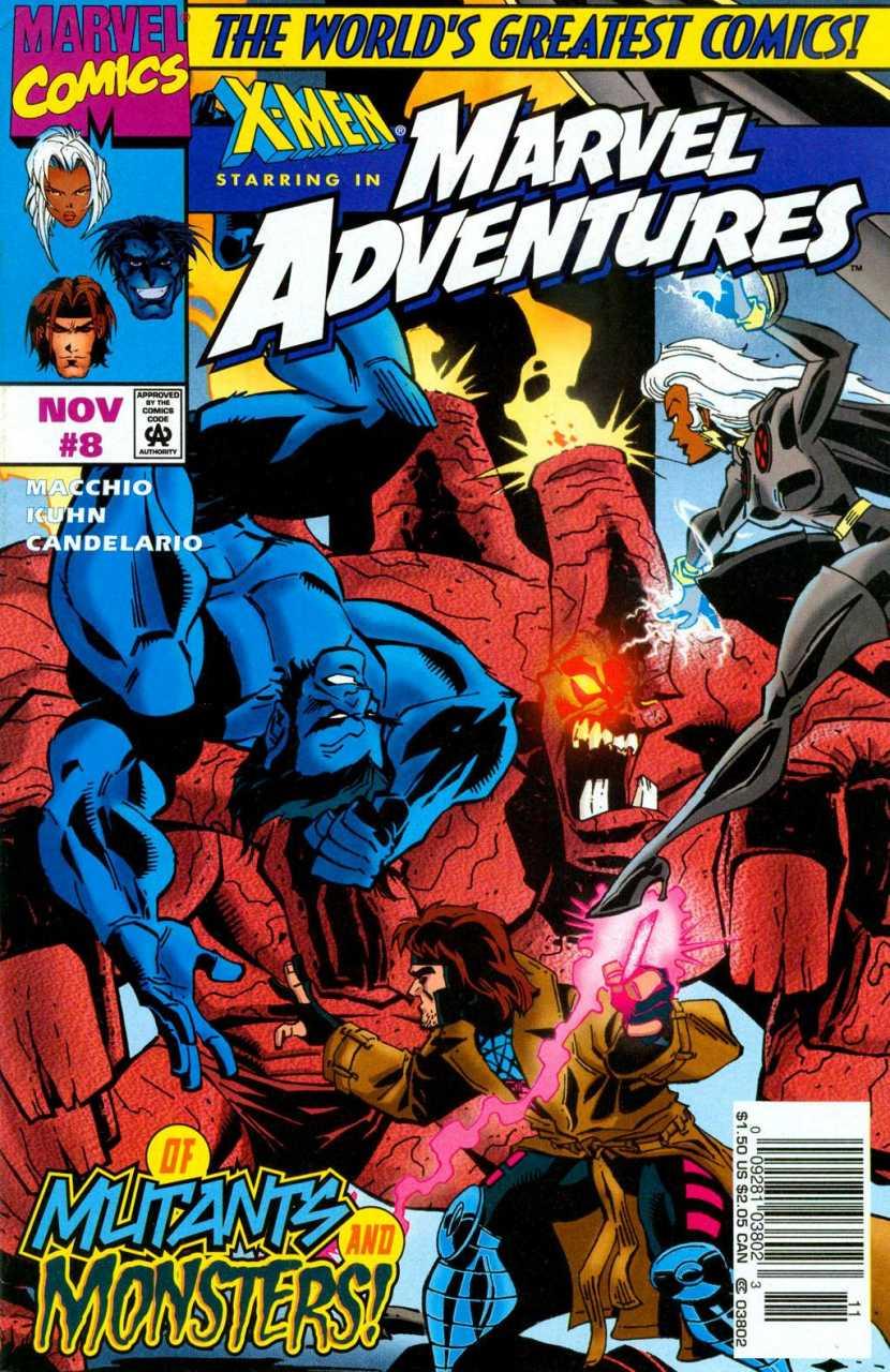 Marvel Adventures #8