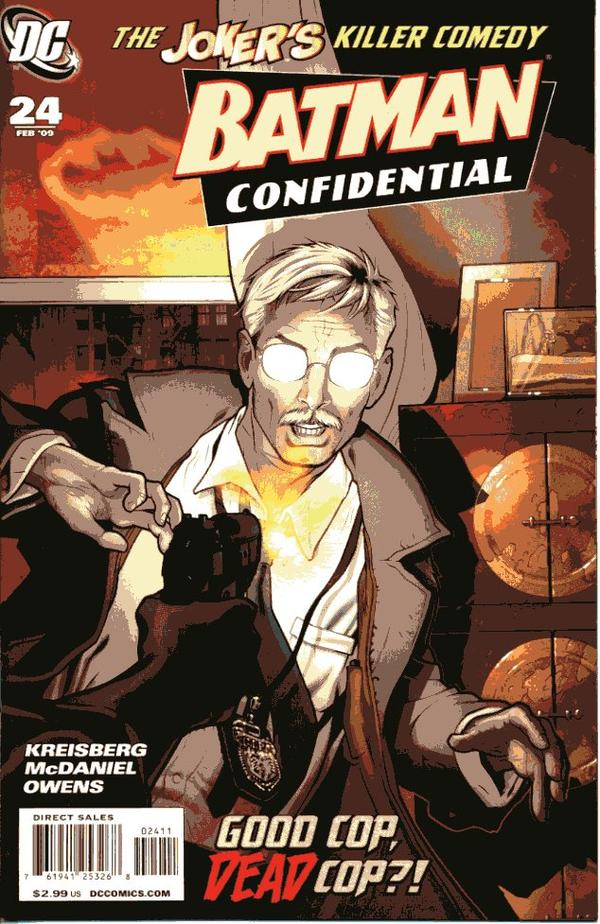 Batman Confidential #24