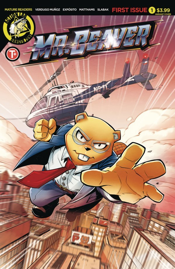 Mr Beaver #1