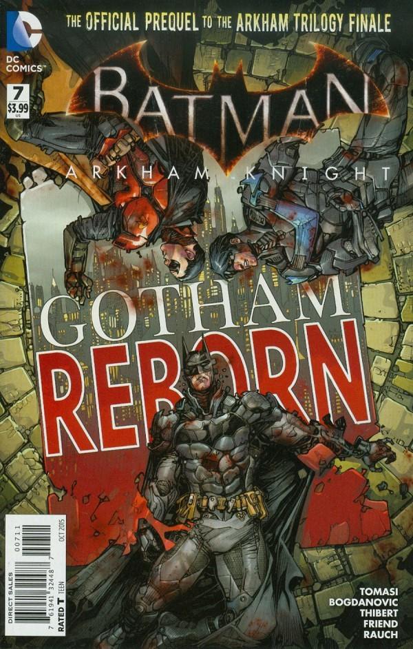 Batman: Arkham Knight #7