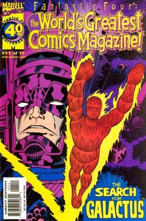 Fantastic Four: The World's Greatest Comics Magazine #11