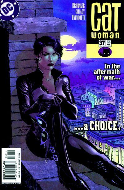 Catwoman #37
