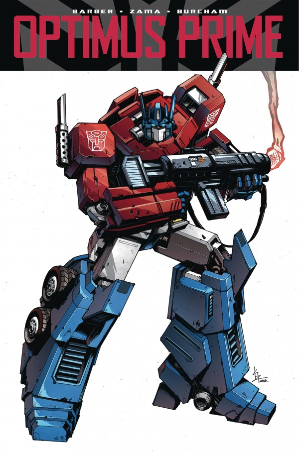 Transformers Optimus Prime Vol. 1 TP
