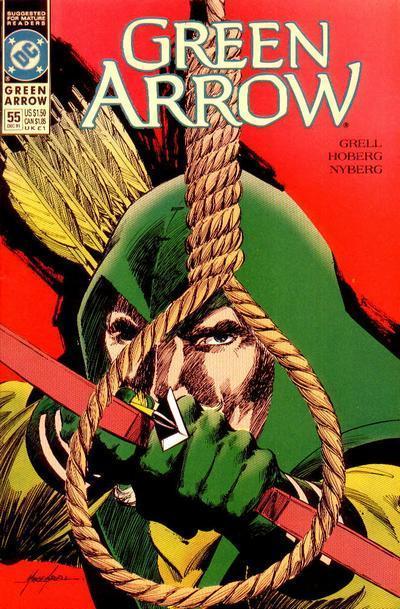 Green Arrow #55