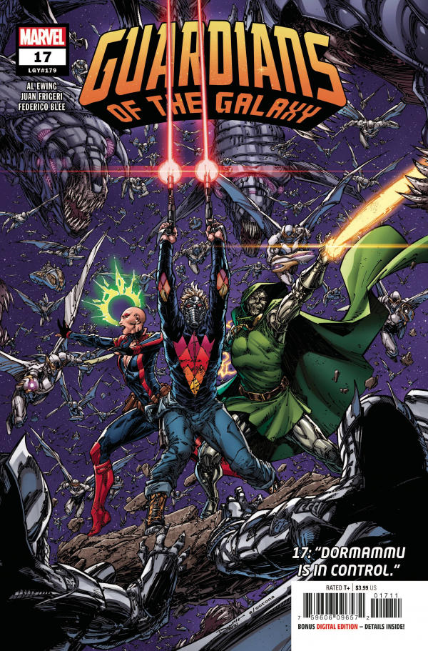 Guardians of the Galaxy #17