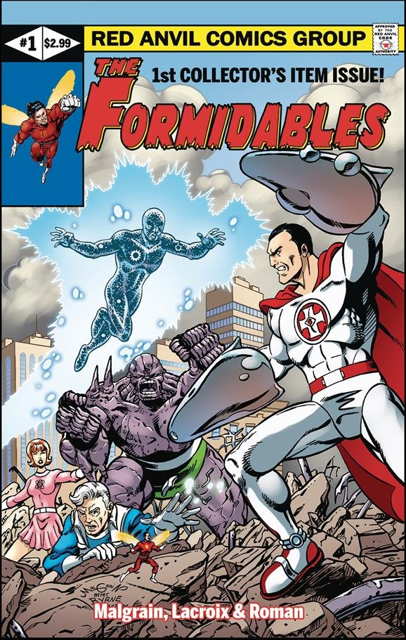 The Formidables #1