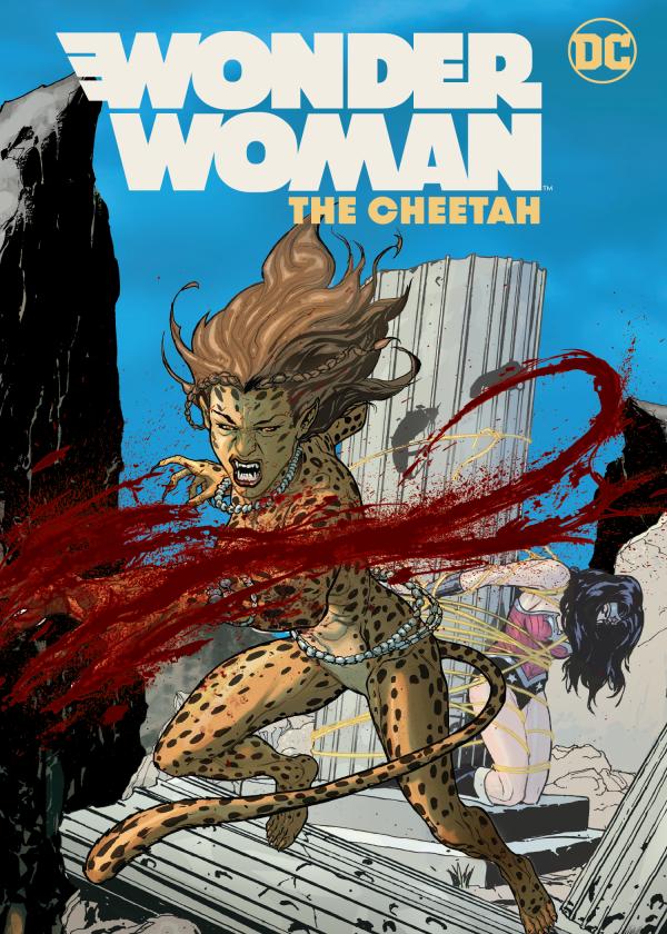 Wonder Woman: The Cheetah TP