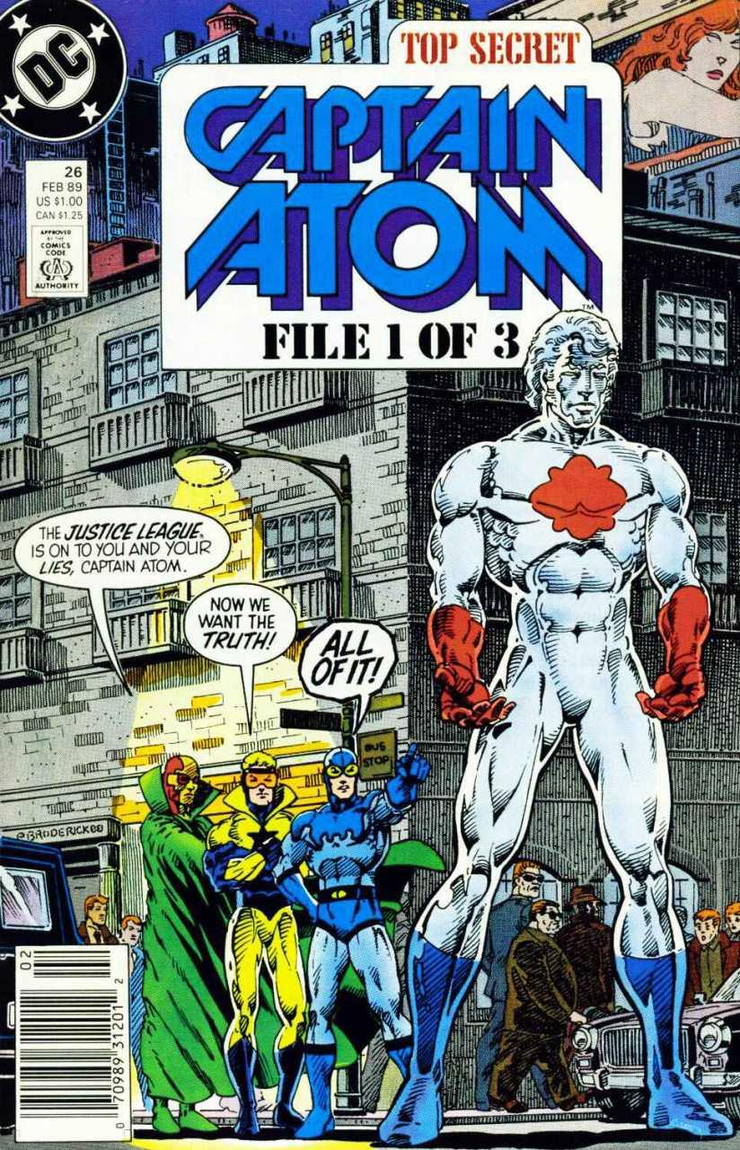 Captain Atom #26