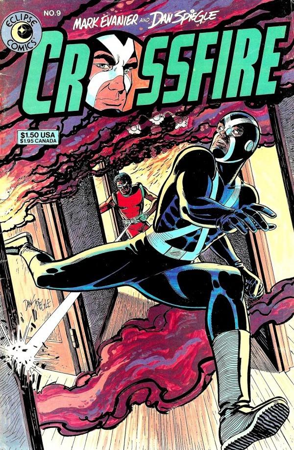 Crossfire #9