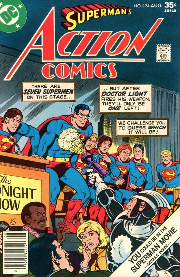 Action Comics #474