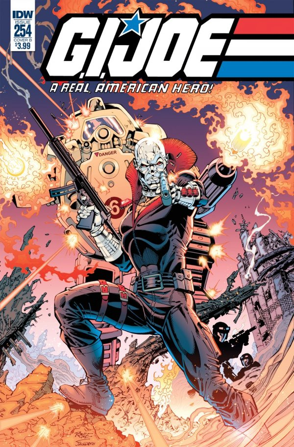 G.I. Joe: A Real American Hero #254