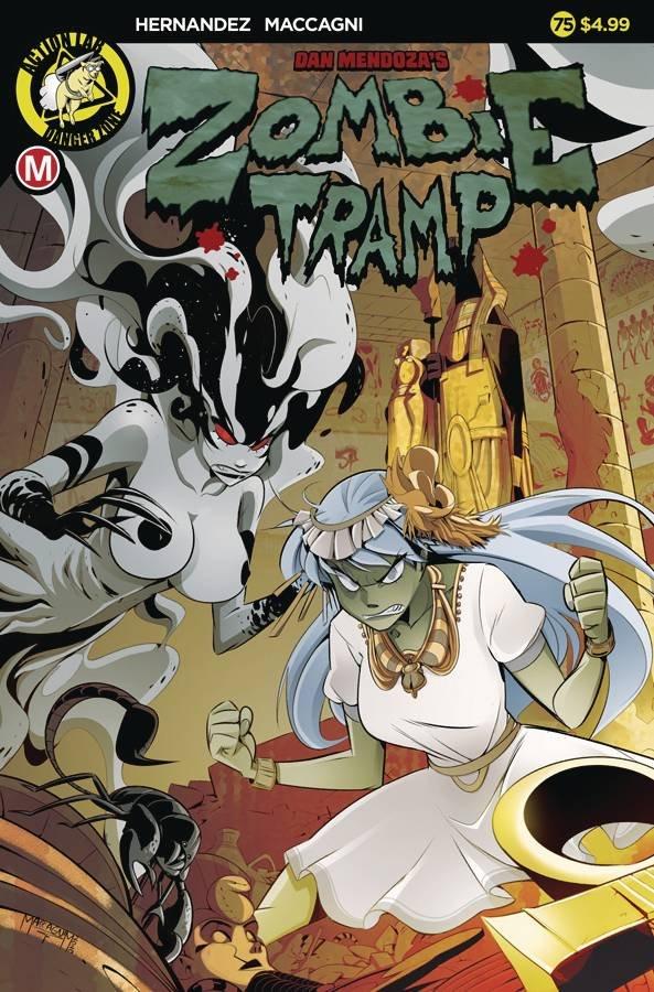 Zombie Tramp #75