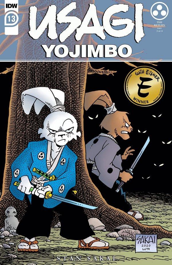 Usagi Yojimbo #13