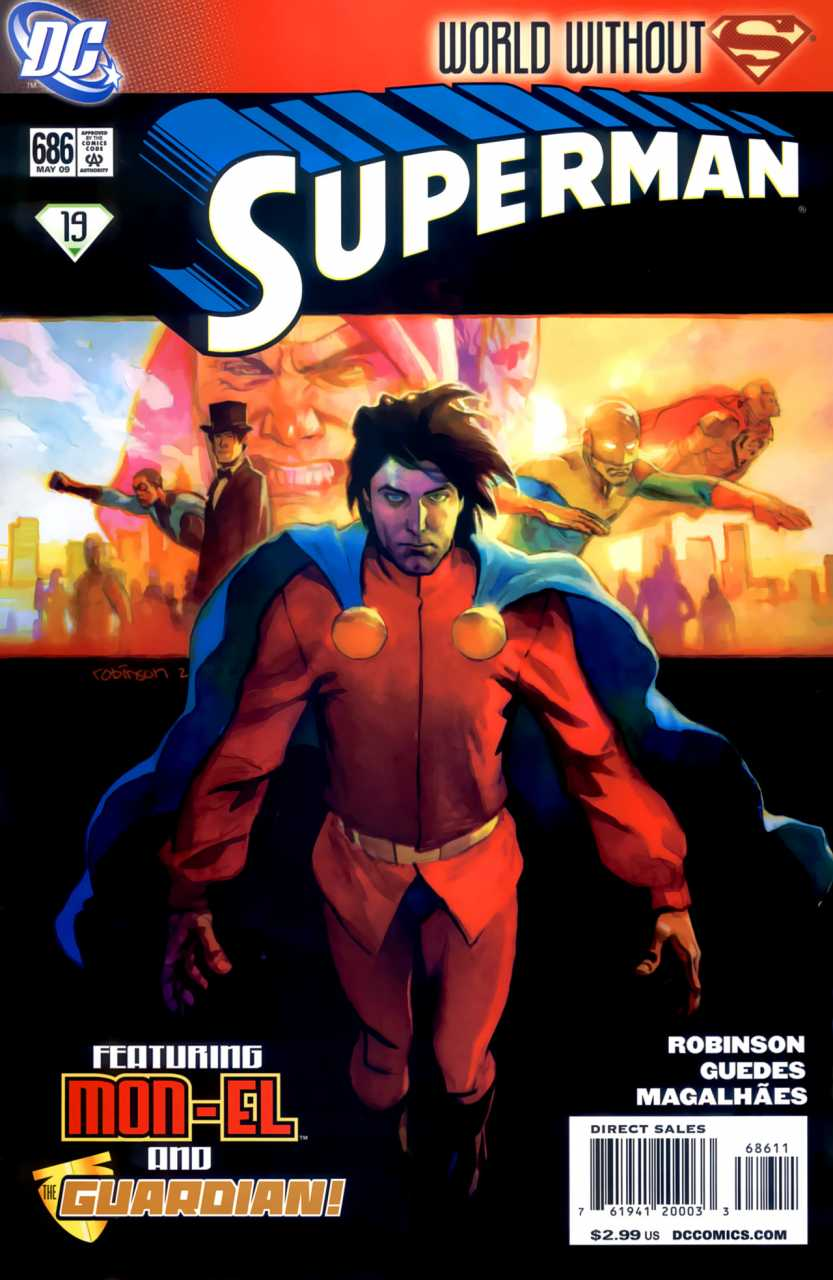Superman #686