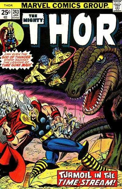 The Mighty Thor #243