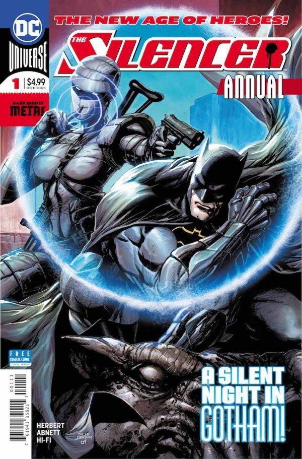 The Silencer Annual #1