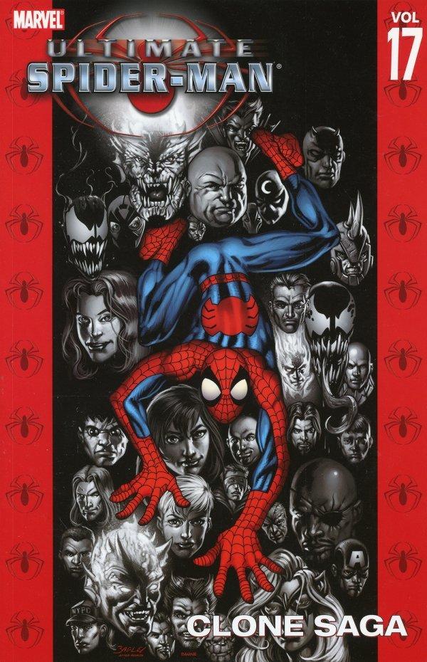 Ultimate Spider-Man Vol. 17: Clone Saga TP